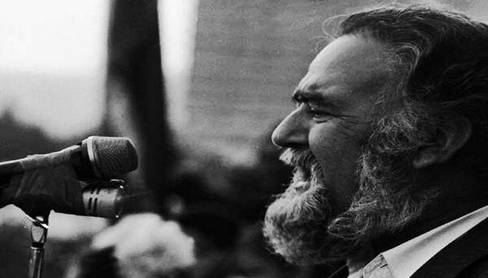Халил Рза Улутюрк: певец свободы