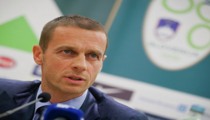 UEFA prezidenti Mxitaryanın Bakıya gəlməməsini futbolçunun öz qərarı kimi dəyərləndirib