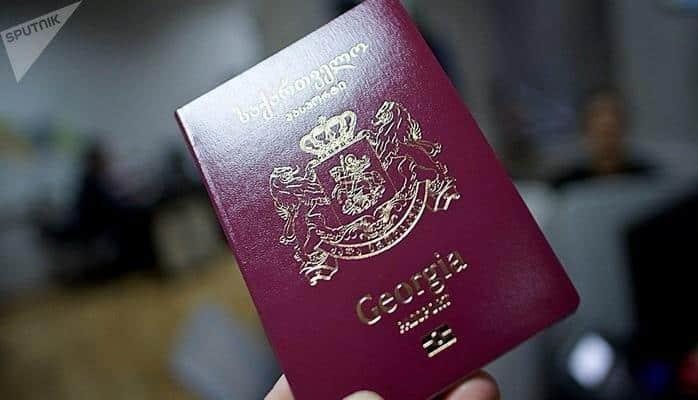 В Грузии разрешили иметь двойное гражданство