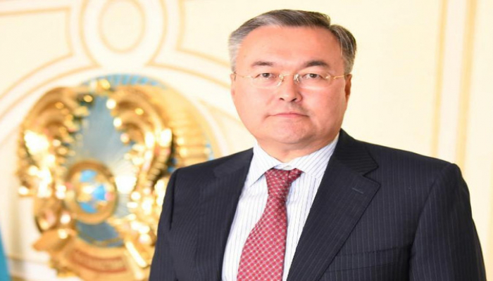 Назначен новый министр иностранных дел Казахстана