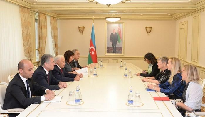 Между Милли Меджлисом Азербайджана и Парламентской Ассамблеей НАТО существуют тесные связи