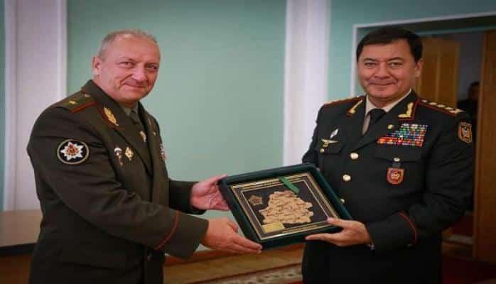 Oleq Belokonev Bakıya gəldi