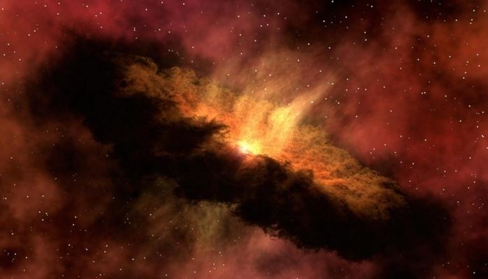 Пора лететь. Учёные обнаружили в космосе огромные запасы газа