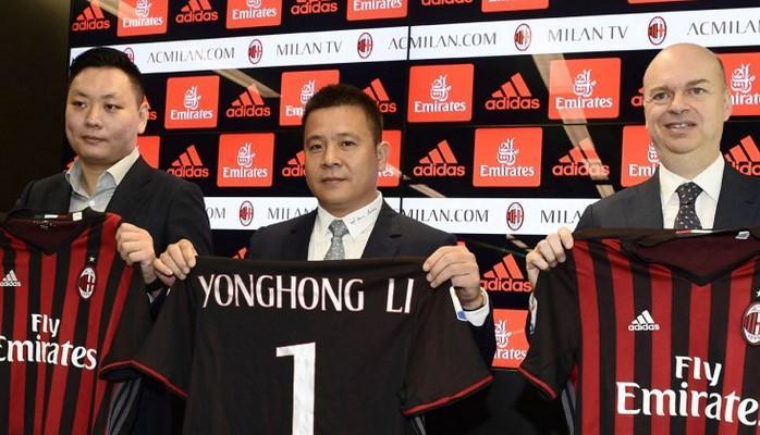 """""""Milan"""" klubunun yeni sahibi ABŞ korporasiyasıdır"""