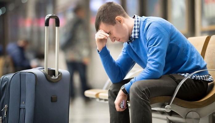 В аэропортах Москвы отменили и задержали почти 70 рейсов