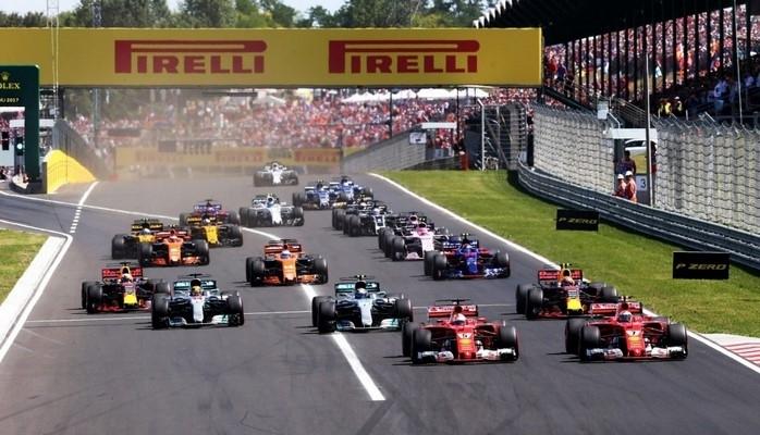 Bakıda Formula 1 yarışlarına start verilib