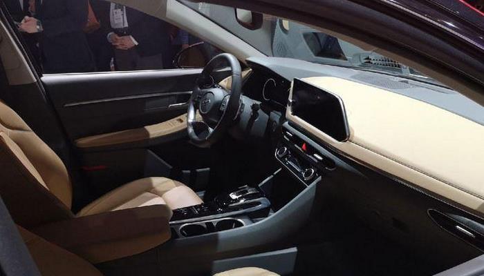 Hyundai представил в США новый седан Sonata