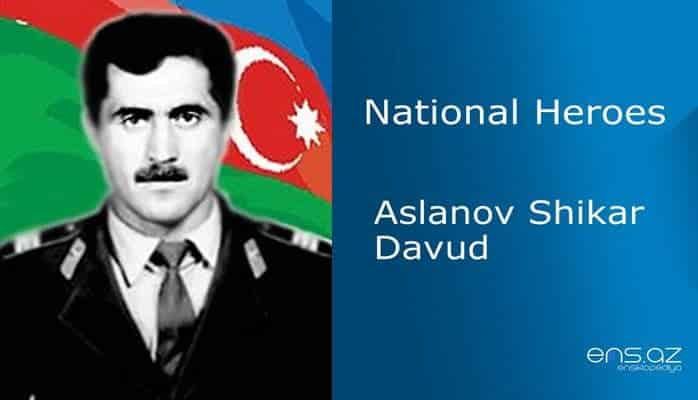Aslanov Shikar Davud