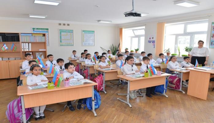 Осенние школьные каникулы в Азербайджане подходят к концу