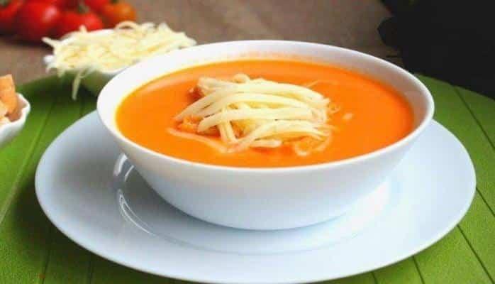 Pomidor şorbası ilə ramazan süfrənizi dadlandırın
