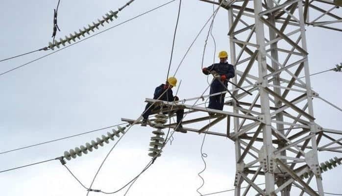 Yevlax rayonunun kəndlərində elektrik təsərrüfatı yenidən qurulur