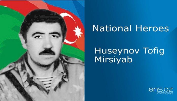 Huseynov Tofig Mirsiyab