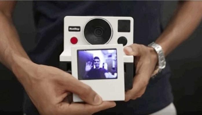 Proqramçı GIF çap edən Polaroid hazırladı