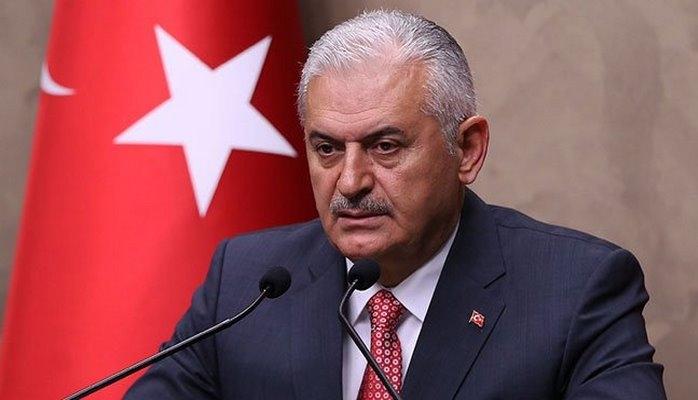 Перечисляя иностранные государства, мы не включаем в эту категорию Азербайджан - Бинали Йылдырым
