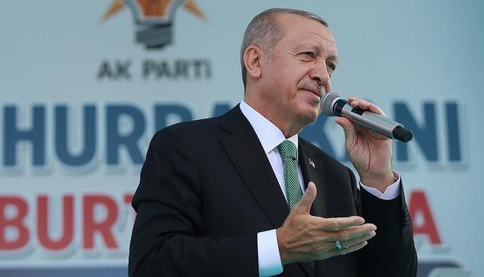 Yeni Türkiyə qururuq, tarix 24 iyun... - Ərdoğan