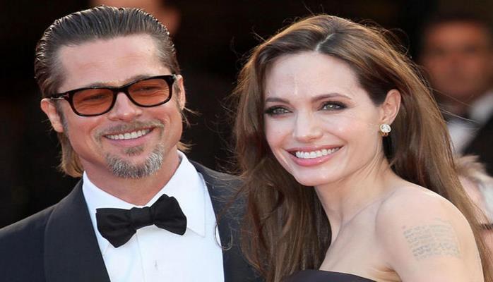 Анджелина Джоли и Брэд Питт начали ходить на свидания