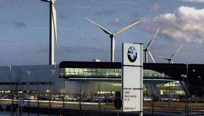 Рассекречен дизайн нового электрического BMW