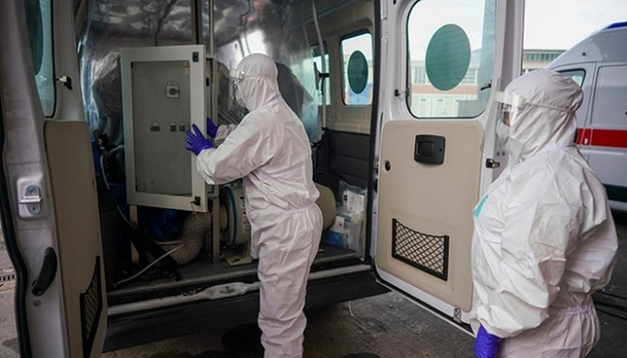 87 yaşındaki İngiliz koronavirüsü yendi
