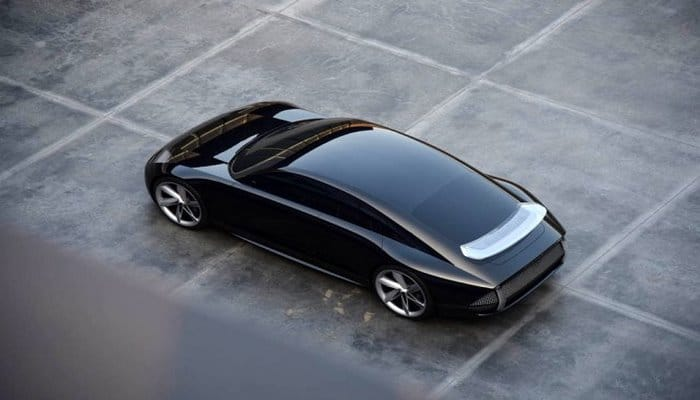 Hyundai'nin elektrikli geleceği: Prophecy EV Concept