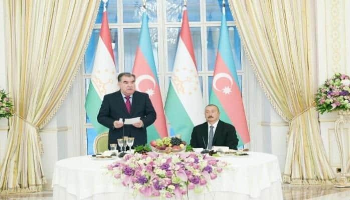 """""""Bakı mirvaridir, dünya səviyyəli şəhərdir"""" — Tacikistan prezidenti"""