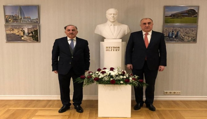 Ulu öndər Heydər Əliyevin xatirəsi Latviyada da yad edilib