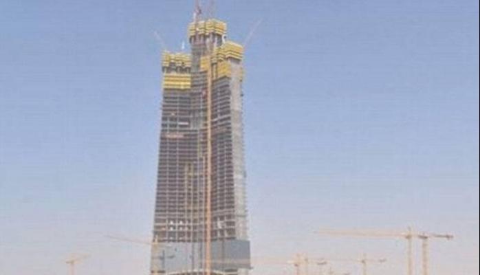 Dünyanın ən hündür binası tikilir