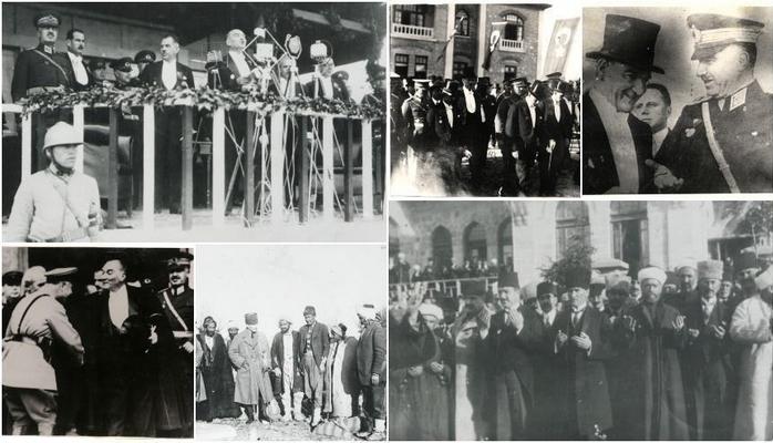 Türkiyədə Respublikanın ilk illərinin arxiv şəkillərini göstərdilər