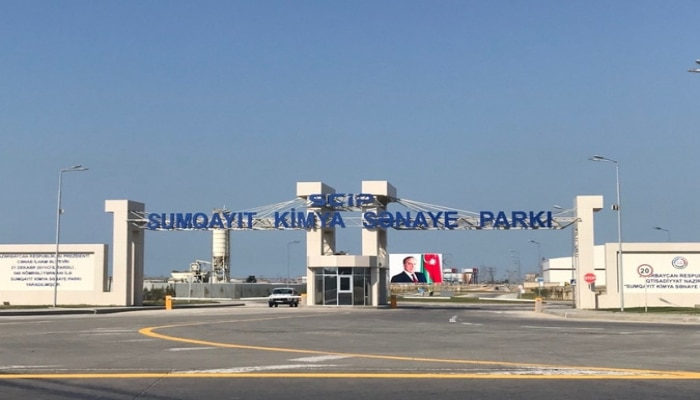 В Сумгайытском химико-промышленном парке откроются новые предприятия