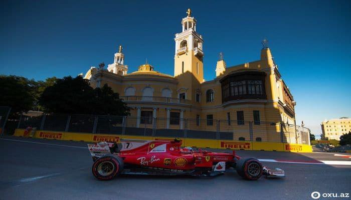 """Когда поступят в продажу билеты на Гран-при Азербайджана """"Формулы-1""""?"""