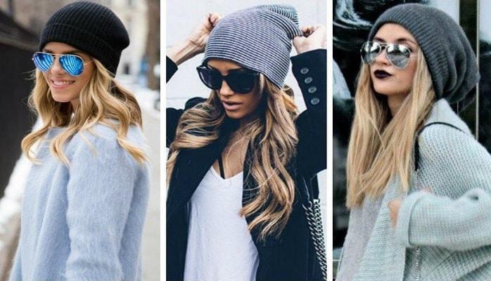 Самые модные головные уборы этой зимы