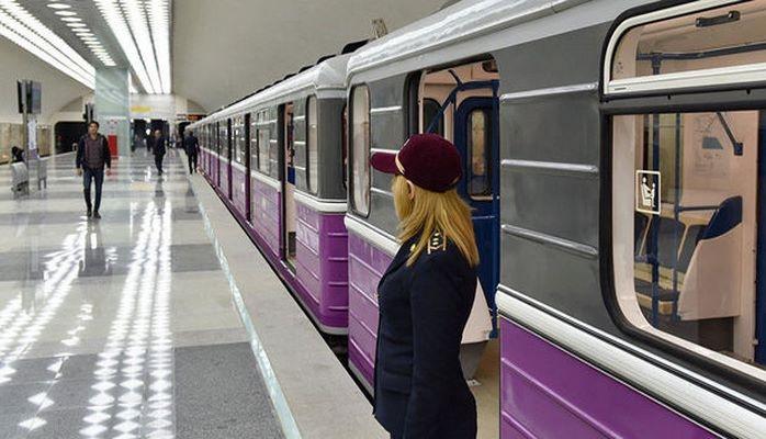 """""""Xətai"""" metrosu təmirə bağlanır"""