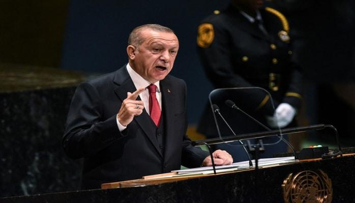 Эрдоган: Террористы не покинули приграничную территорию