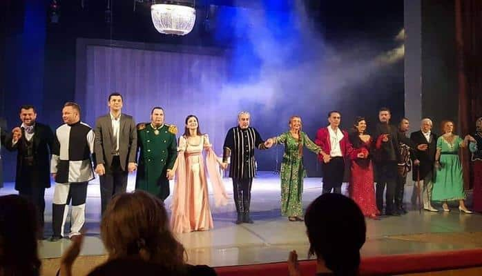 Азербайджанский театр покорил Россию, или История Гусейна Араблинского
