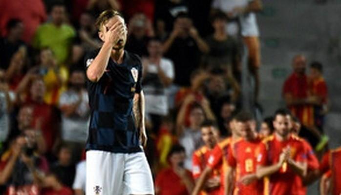 Лига наций УЕФА: Сборная Испании разгромила Хорватию со счётом 6:0
