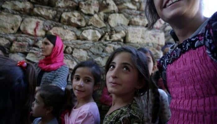 Женщины и дети из Исламского государства. Как с ними быть?