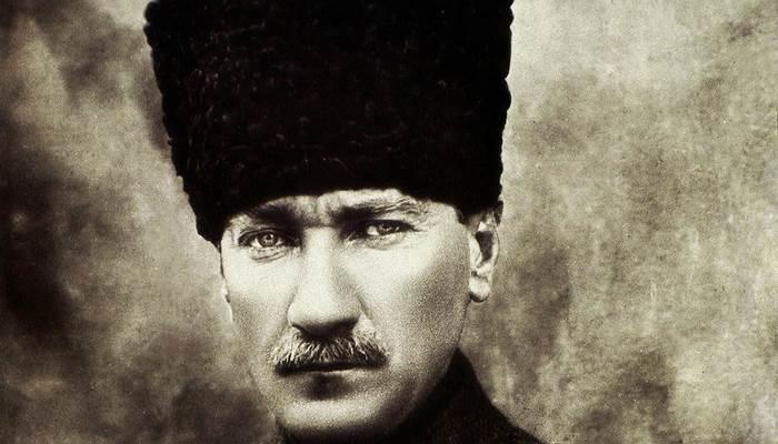Распространилось интересное видео Мустафы Кемаля Ататюрка