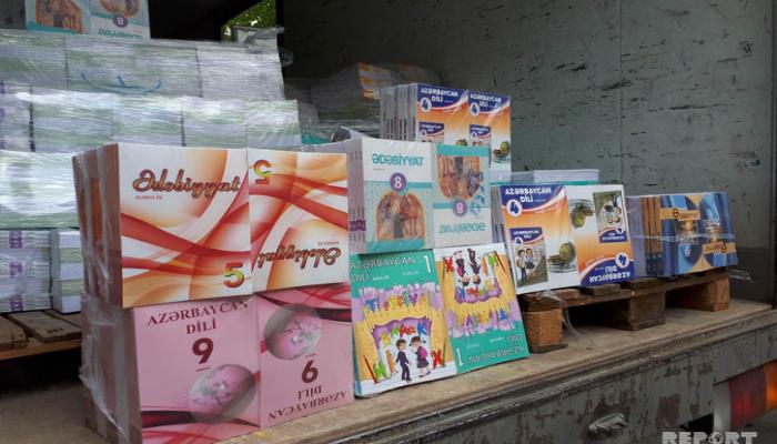 Минобразования отправило в азербайджаноязычные школы Грузии учебники