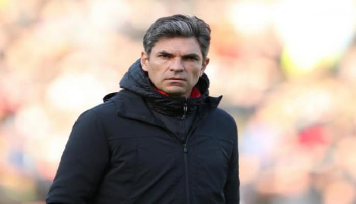 Маурисио Пеллегрино покинул пост главного тренера 'Леганеса'