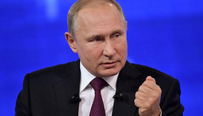Putin dünyaya ilan etti: Sonu felaket olur