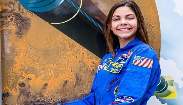 Marsa yollanacaq  ilk insan– NASA xüsusi və gizli məqsədlər üçün hazırladığı 17 yaşlı qız