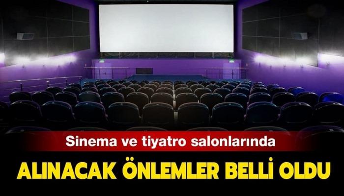 Sinemalar ne zaman açılacak? Sinema salonlarında alınacak önlemler neler?