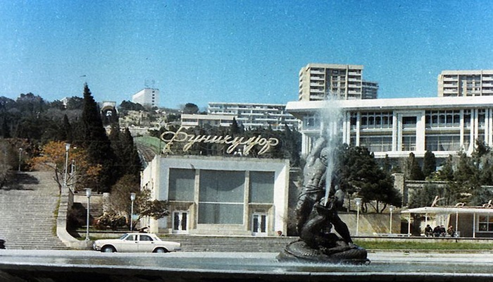 Виды советских республик: Баку в 1988 году (20 ФОТО)
