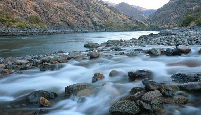 В пункте Сальян реки Кура отмечено понижение уровня воды на 14 см