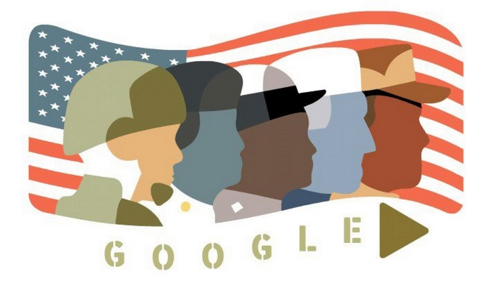 Veterans Day: Google, YouTube, help veterans share their stories