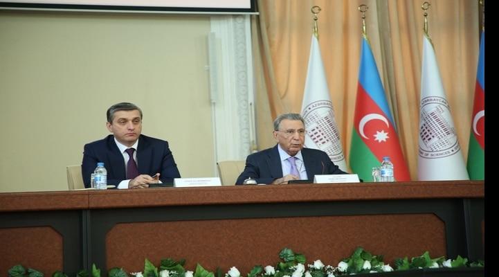 В НАНА состоялась встреча с председателем Счетной палаты