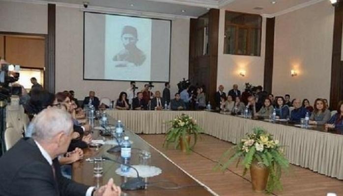 """""""Mirzə Ələkbər Sabir virtual muzeyi"""" layihəsinin təqdimat mərasimi keçirilib"""