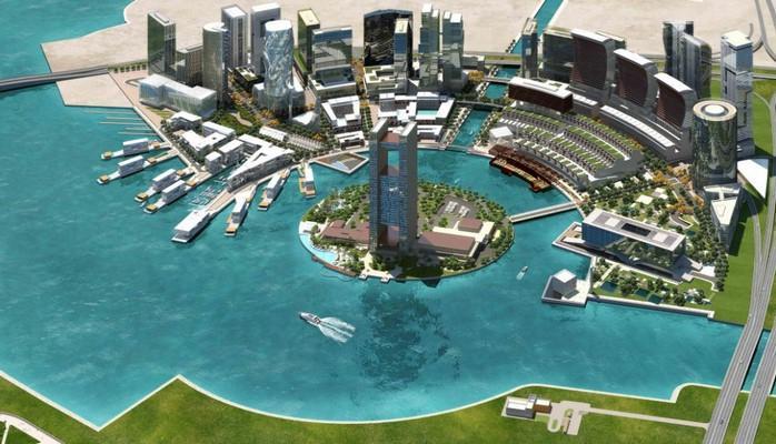 В Бахрейне планируют построить самый большой в мире подводный парк