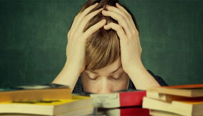 Sınavın yol olmadığını düşünmek kaygıya yol açıyor Kaynak: Sınavın yol olmadığını düşünmek kaygıya yol açıyor