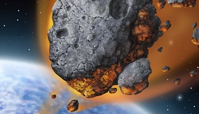Учеными обнаружен таинственный кратер от планетарной катастрофы