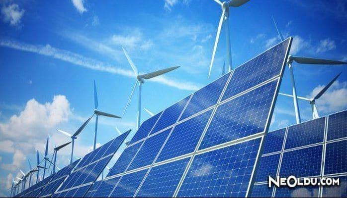 Yenilenebilir Enerji Kaynakları Hakkında İlginç Bilgiler